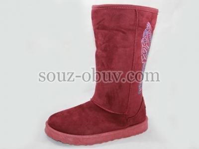 Оптовая продажа зимней обуви в Астрахани