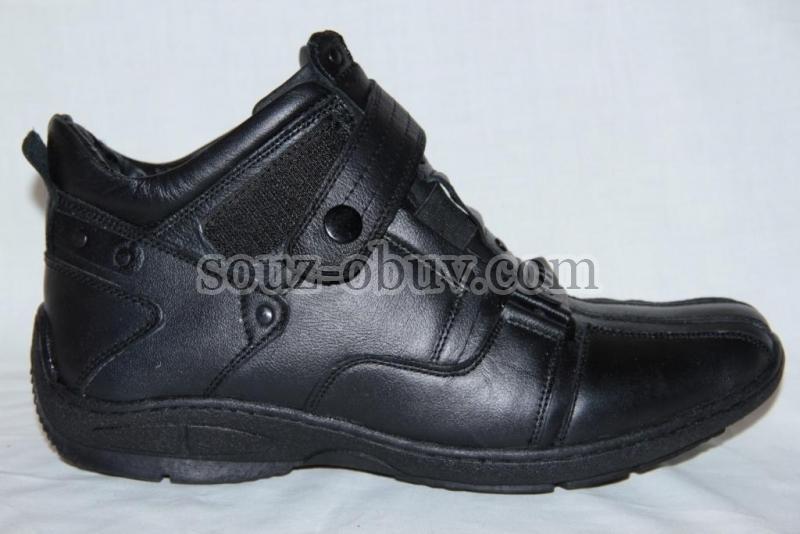 Зимняя мужская обувь, размеры